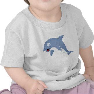 Cute Dolphin T-shirts