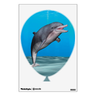 Cute Dolphin Wall Graphics