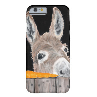 Cute Donkey Cell Phone Case Barely There iPhone 6 Case