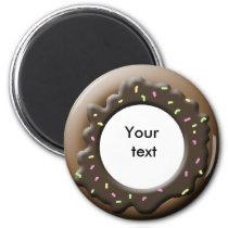 Cute Donut Magnet