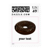 Cute Donut Postage