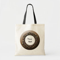 Cute Donut Tote Bag