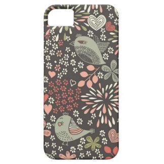 cute doodle birds iphone 5 case