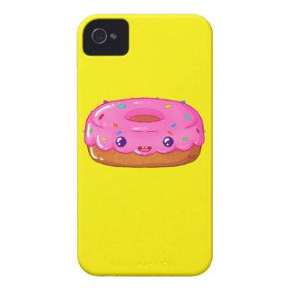 cute doughnut kawaii Case-Mate iPhone 4 case