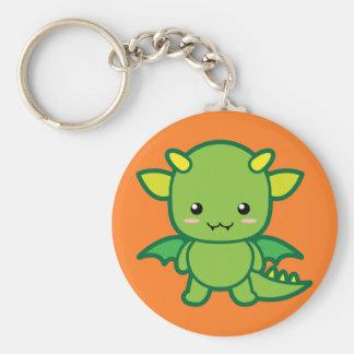 Cute Dragon Keychain