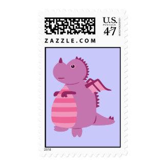 Cute Dragon Postage