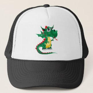 Cute Dragon Trucker Hat