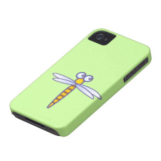 Cute Dragonfly iPhone 4 Case