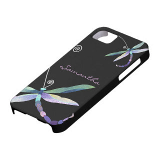 Cute Dragonfly iPhone SE/5/5s Case