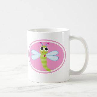 Cute Dragonfly Mug