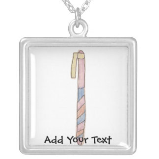 Cute Drawing Pen Pendant
