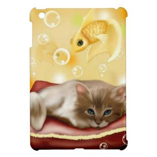 Cute Dream Kitten ipod Case iPad Mini Case