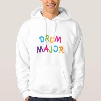 Cute Drum Major Toon Hoodie