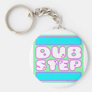cute DUBSTEP Bubblegum Keychain