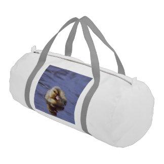 cute duckling gym duffel bag