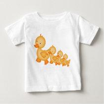 Cute Ducks Baby T-Shirt