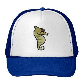 Cute Dwarf Seahorse Mesh Hats