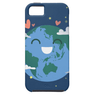 cute Earth Day iPhone SE/5/5s Case