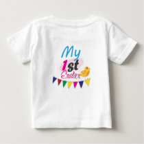 Cute Easter baby shirt