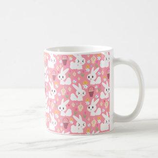 Cute Easter Bubby Pattern Mugs