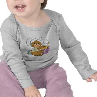 Cute Easter Bunny Bear Shirt