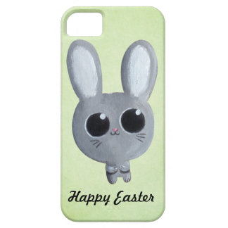 Cute Easter Bunny iPhone 5 Case