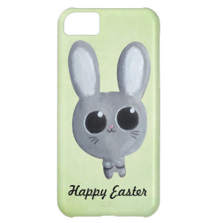 Cute Easter Bunny iPhone 5C Cover