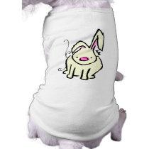 Cute Easter Bunny Dog t-shirt