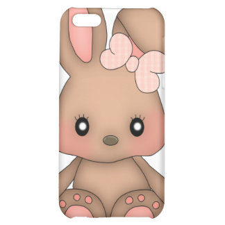 Cute Easter Bunny iPhone 4 Case