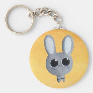 Cute Easter Bunny Key Chain