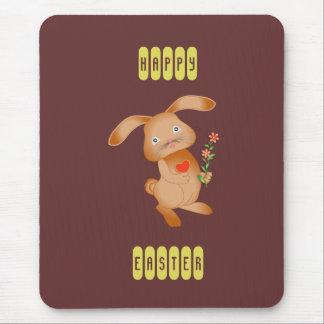 Cute Easter Bunny, Mousepad