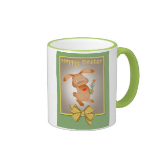 Cute Easter Bunny, Mugs
