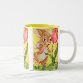 Cute Easter Bunny Mugs