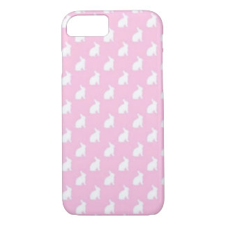 Cute Easter Bunny Pattern iPhone 8/7 Case
