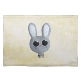 Cute Easter Bunny Placemat