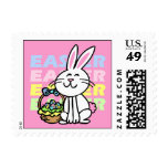 Cute Easter Bunny Stamps