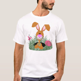 Cute Easter bunny t-shirt for Kids