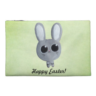 Cute Easter Bunny Travel Accessory Bags