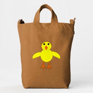 Cute Easter Chick BAGGU Duck Bag
