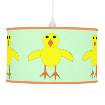 Cute Easter Chick Lamp