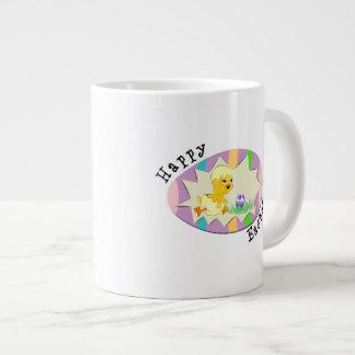 Cute Easter Chick Large Coffee Mug
