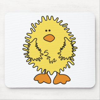 Cute Easter Chick Mouse Pad