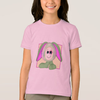 Cute Easter Egg Bunny T-Shirt