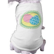 Cute Easter Egg Dog t-shirt