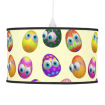 Cute Easter Eggs Cartoon pendant_lamp Ceiling Lamp