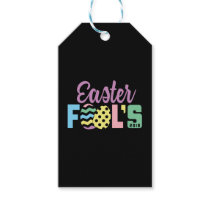 Cute Easter Fools Day 2018 Gift Tags