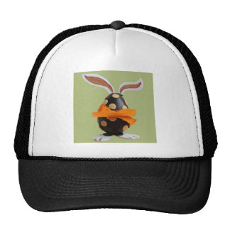 Cute Easter Party Egg Hunt Bunny Peace Destiny Hat