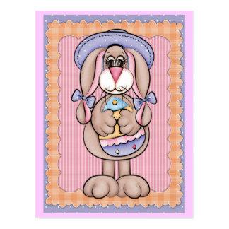 Cute Easter Postcard