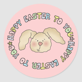 Cute Easter Stickers