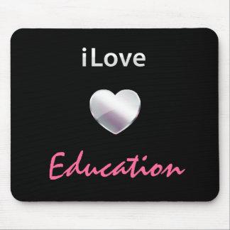 Cute Education Mouse Pad